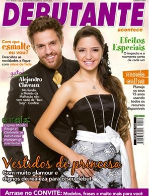Revista Debutante – Vestidos de Princesa