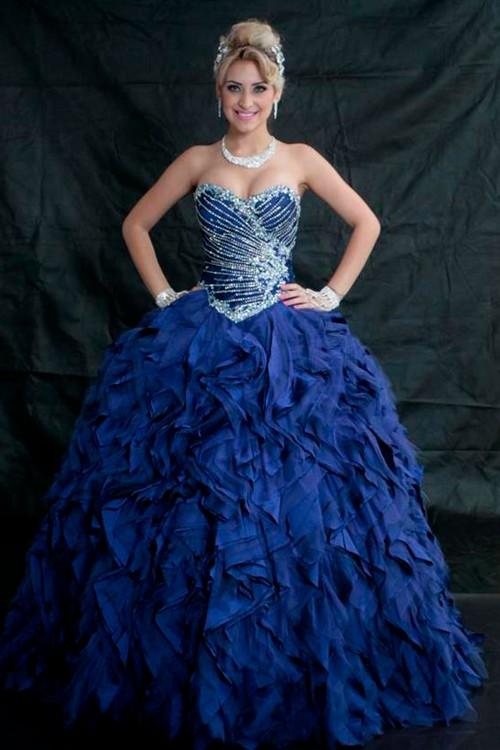 609a54778a Vestido de 15 anos roxo escuro princesa tomara que caia - Bella Angela