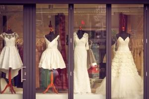 Conheça um pouco da história dos vestidos de noiva